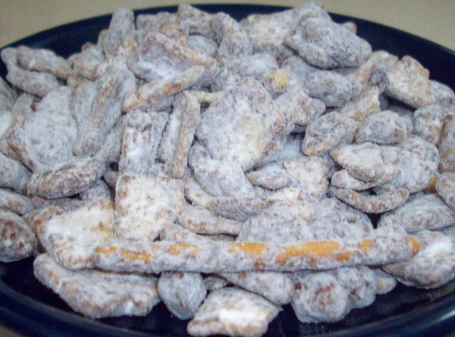 PEGGI'S PUPPY CHOW (for humans) Recipe