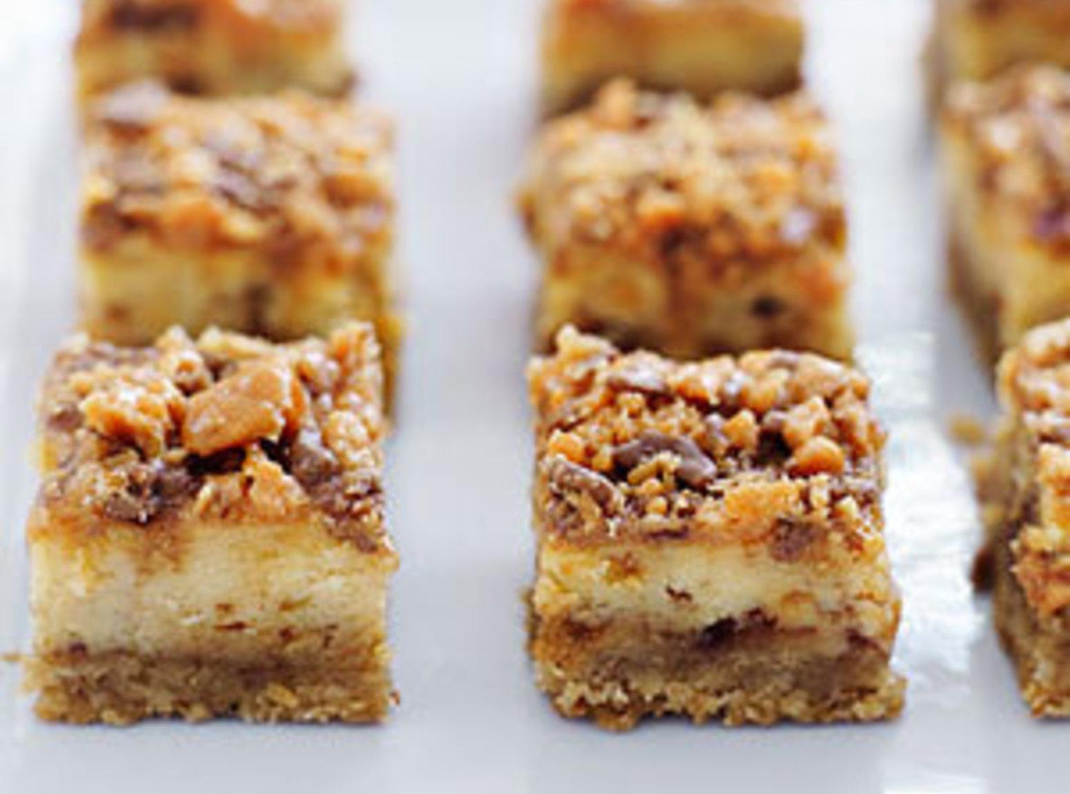peanut butter crunch coffee peanut butter caramel peanut cake squares ...