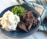 MOTHER'S ROAST BEEF RECIPE (SALLYE)