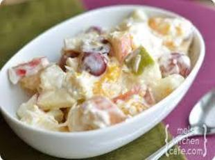 Fern Jones  - Fruit Salad Recipe