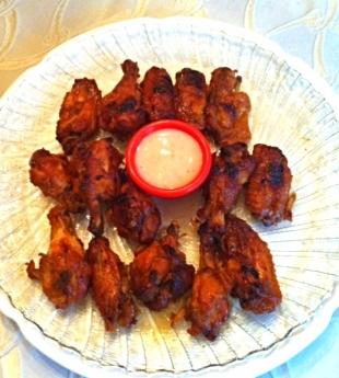 Cranberry Sweet Hot Wings By Noreen Recipe