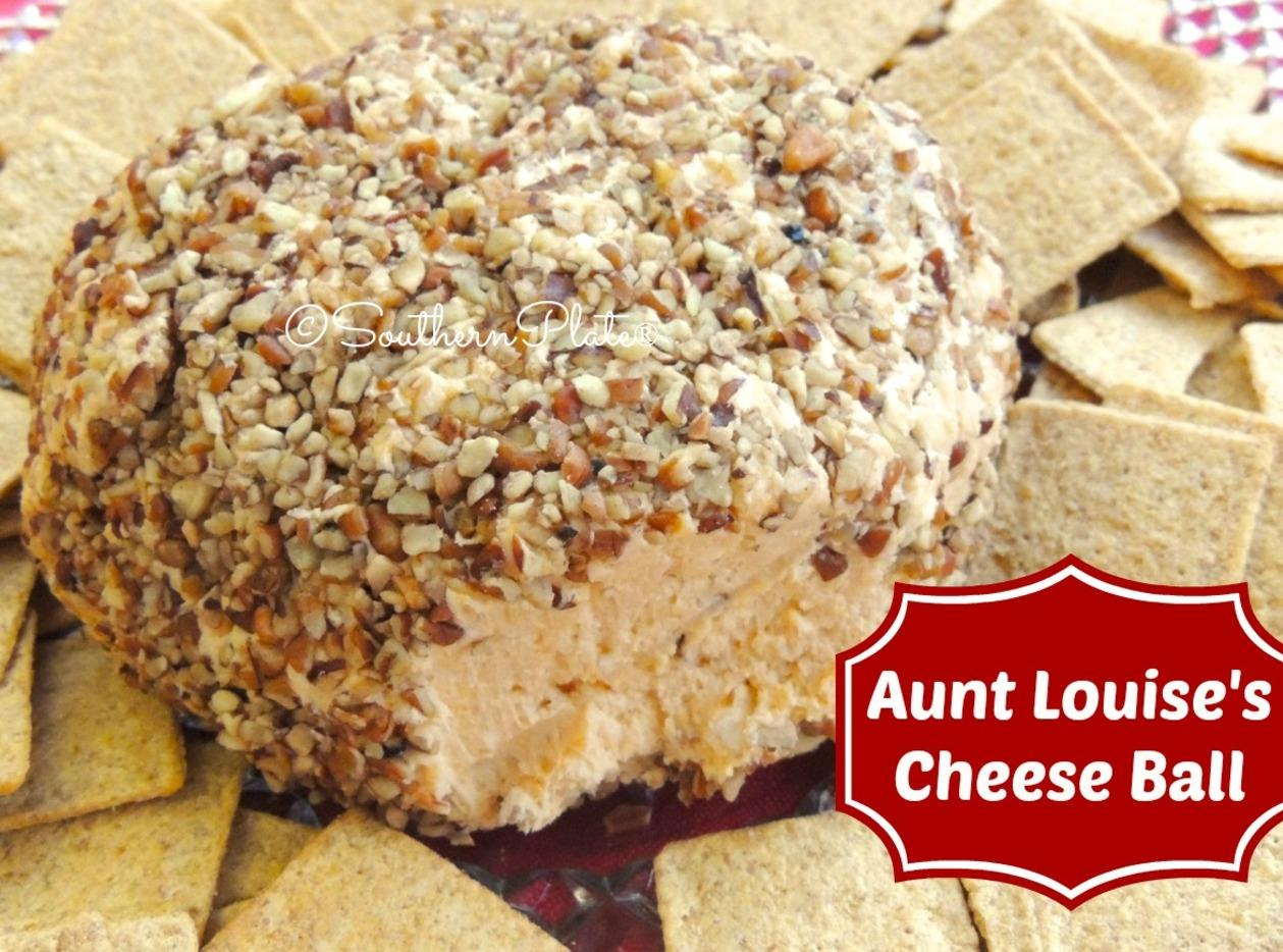 Louise's Cheese Ball Recipe | Just A Pinch Recipes