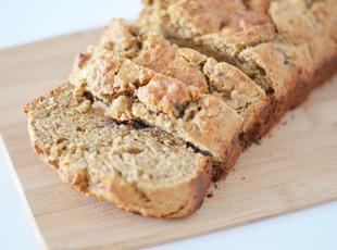 Whole Wheat Banana Bread Recipe