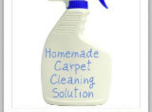 Homemade Spot Cleaner For Carpet Recipe
