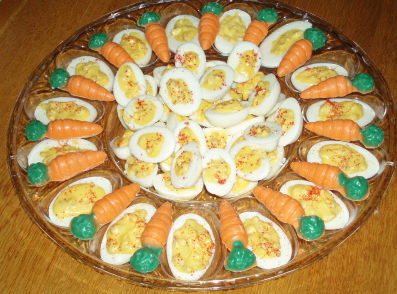 Deviled Egg Easter Candy Recipe