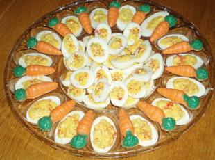 Deviled Egg Easter Candy Recipe