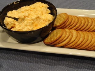 Holiday Cheddar Spread Recipe
