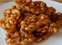 Slow Cooker Peanut 'Not Brittle' Candy Recipe