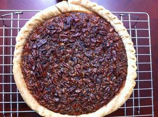 Honey Pecan Pie Recipe
