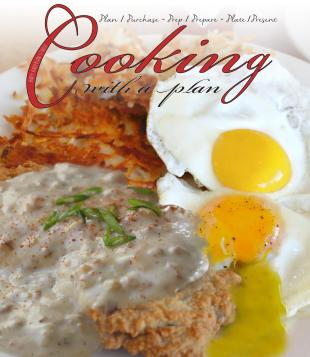 Awesome Country Fried Steak & Eggs