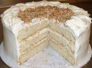 Italian Cream Cheese Cake Recipe