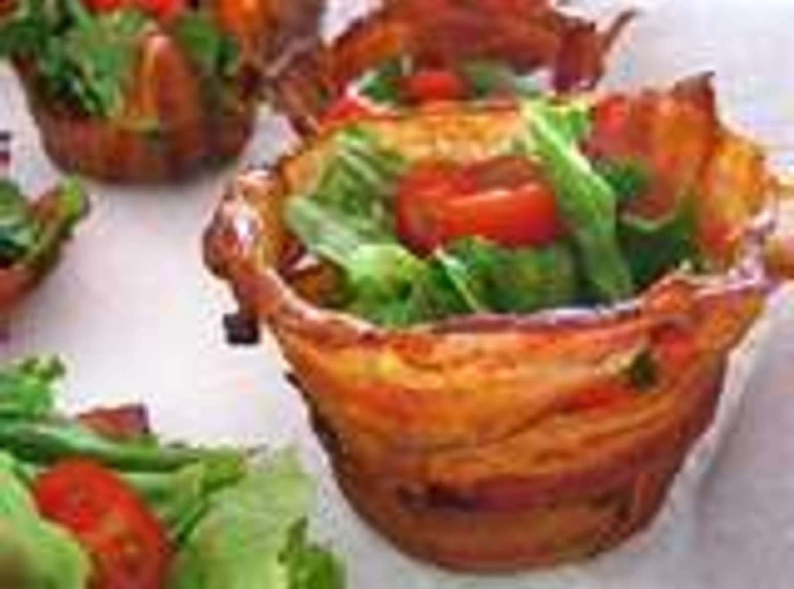 Bacon Bowls Recipe