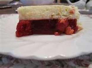 Freda's Cherry Delight Recipe