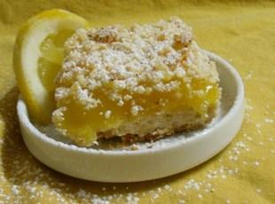 Lovely Lemon Bars Recipe