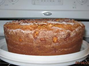 Sour Cream Coffee Cake -My Favorite! Recipe