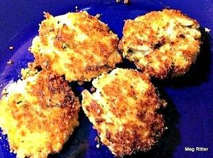 Meg's Fabulous Crab Cakes Recipe