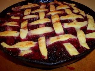 Blackberry Cobbler /Blueberries Too Recipe