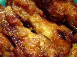Sticky Chicken Wings Recipe