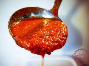 Mom's Sicilian Tomato Sauce Recipe