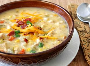 Mom's Corn Chowder Recipe