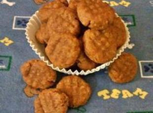 Cookies for dogs and cats