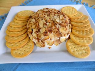 Chicken Cheese Ball of Happiness. Recipe