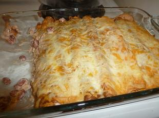 Mexican Chicken Crepes Recipe