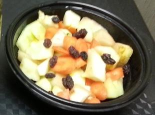 Fruit and veggie salad Recipe