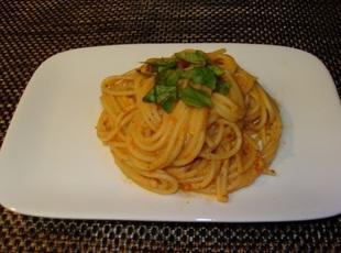 Roasted Eggplant Pasta Recipe