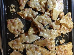 2Di4 Microwave Peanut Brittle Recipe