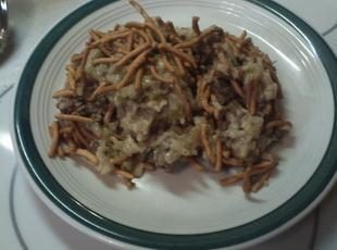 Chinese Hamburger Casserole Recipe