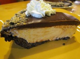 Dark Cocoa Graham Cracker Crust Recipe