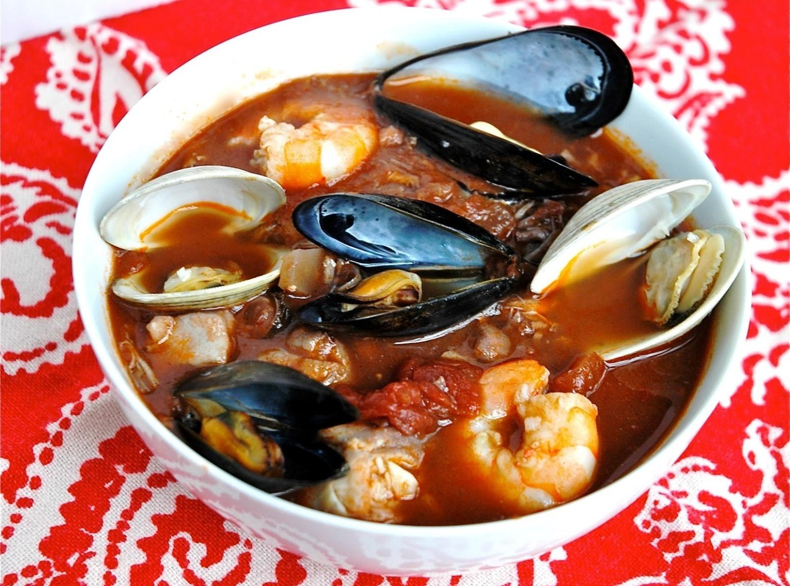 how to make authentic cioppino