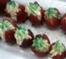 No Bake Cheesecake Stuffed Strawberries Recipe