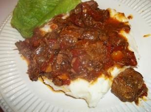 Herbed Beef Pot Recipe