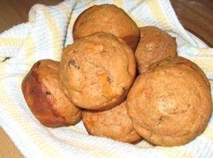 Raisin-Carrot Muffins From Diabeticconnect Recipe