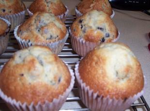 Blueberry Cupcakes Recipe