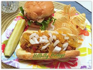 Hillbilly Hotdogs Recipe