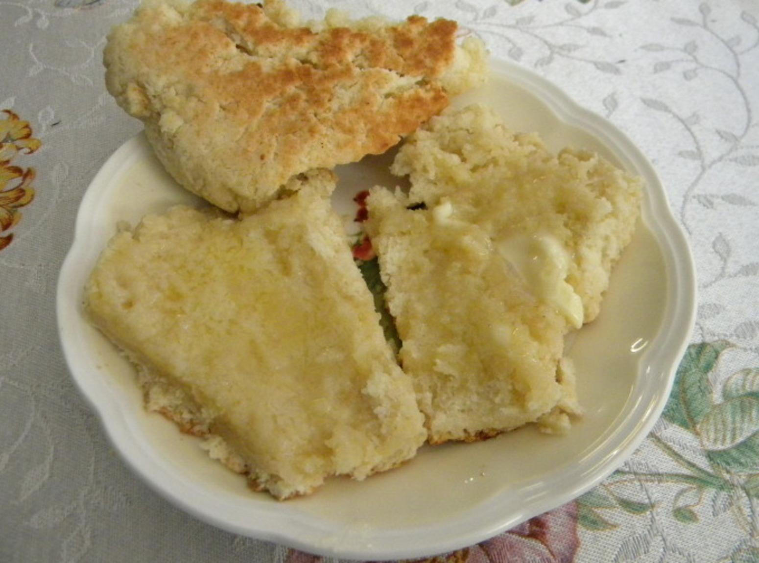 Bahamian Johnny Cake Recipe