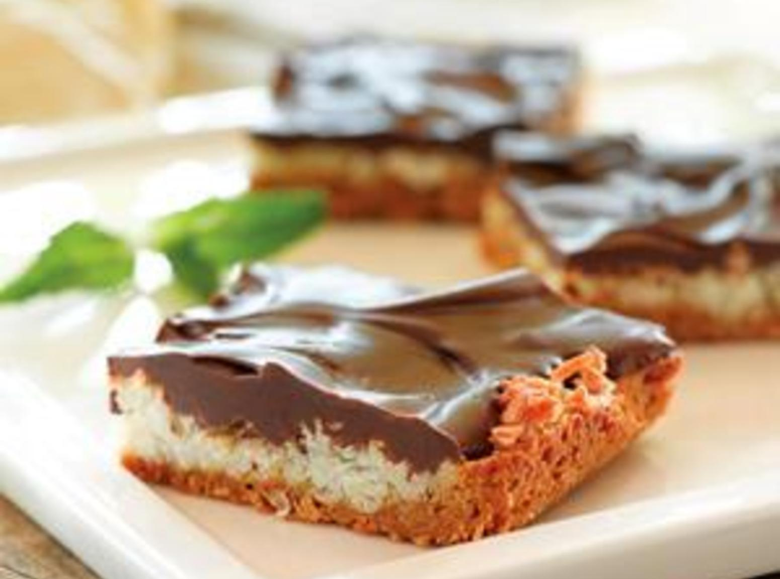 Triple Layer Cookie Bars Recipe