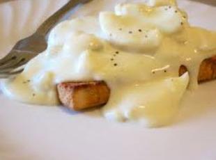 Hard-boiled Eggs on Toast Recipe