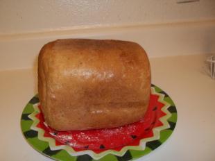 FRENCH LOAF IN BREAD MACHINE (SALLYE) Recipe