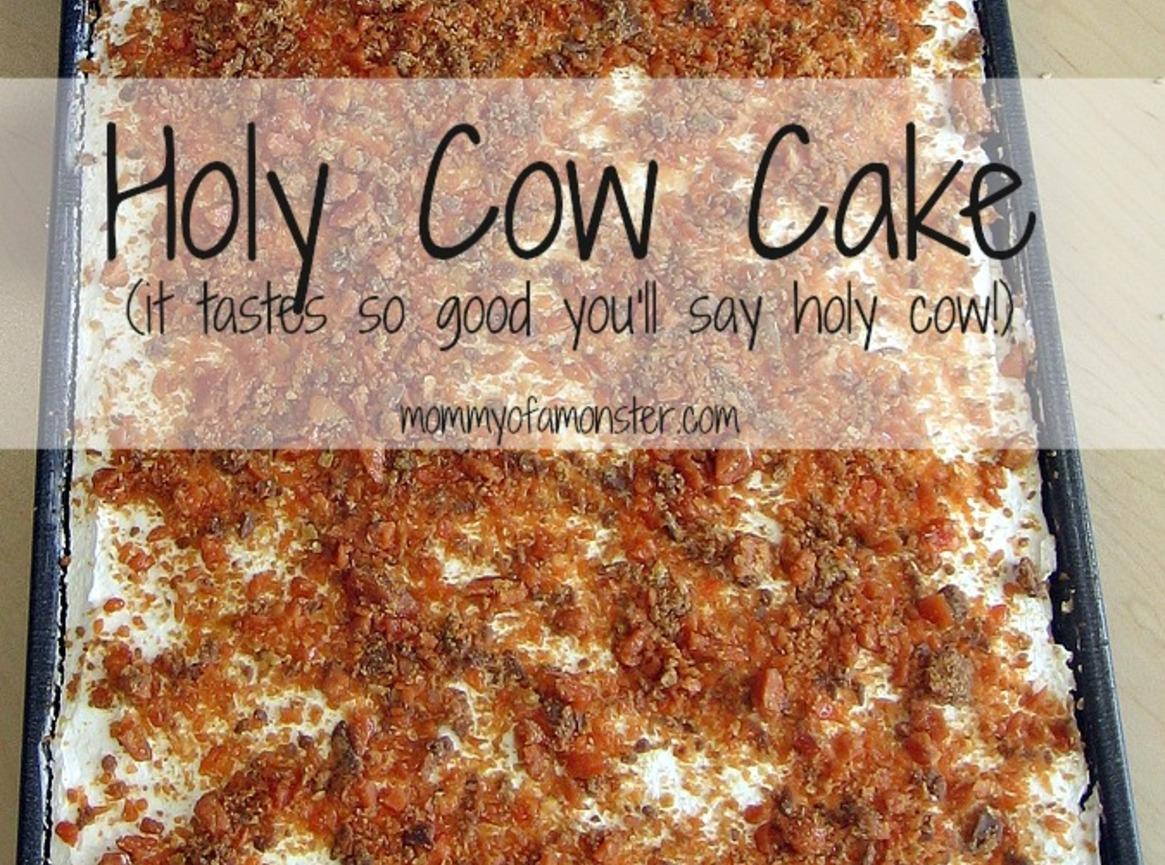 holy cow cake looking for an easy cake recipe try this holy cow cake 4827