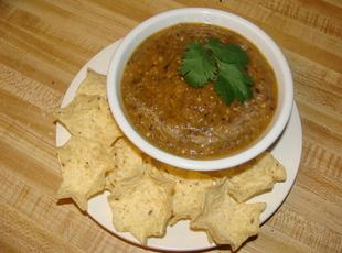Easy Roasted Green Salsa (Salsa Verde) Recipe