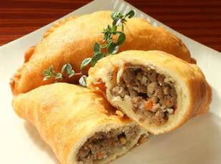 Homemade Meat Pies Recipe