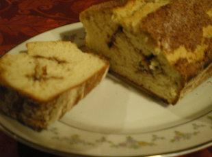 Cinnamon Swirl - Honey Butter Biscuit Bread Recipe
