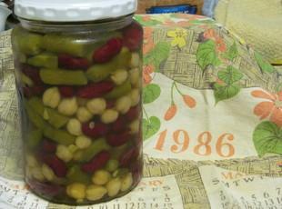 3 Bean Salad, The Easy Way Recipe