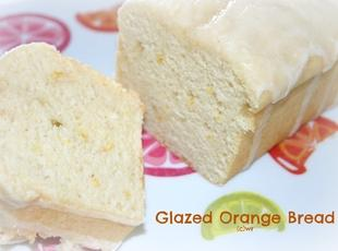 The Ultimate Glazed Orange Bread Recipe
