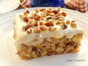 Easiest Pineapple Cake Recipe
