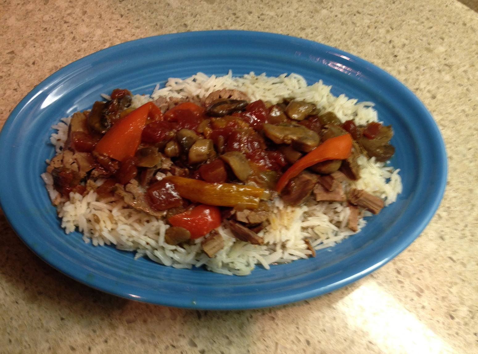 Southwestern Pot Roast Recipe | Just A Pinch Recipes